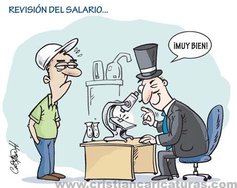 Revisión del salario