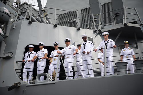 USS Michael Murphy Departs for Maiden Deployment to Western Pacific