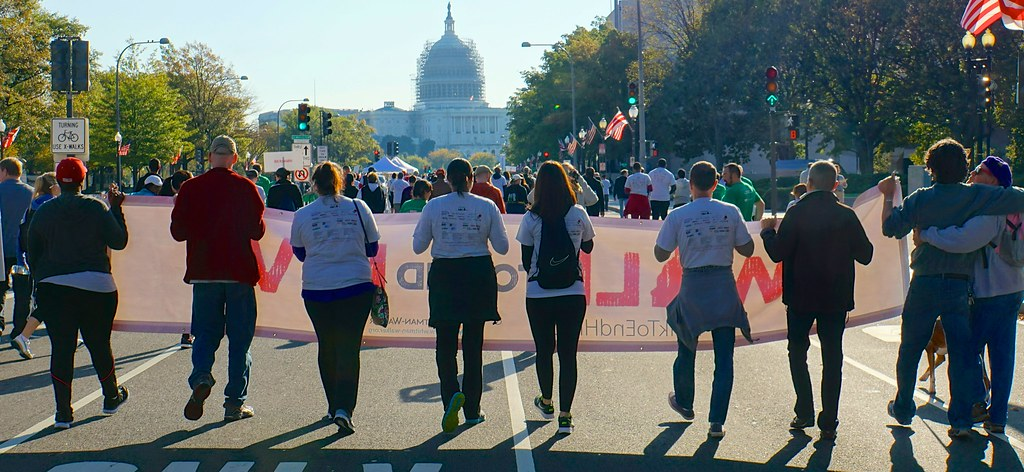 Photo Friday: Walk to End HIV, Washington, DC USA