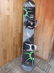 Vyborny Snowboard set - titulní fotka