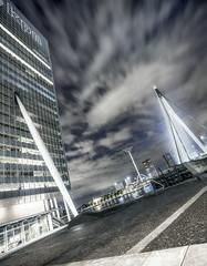 Leaning KPN Tower Rotterdam