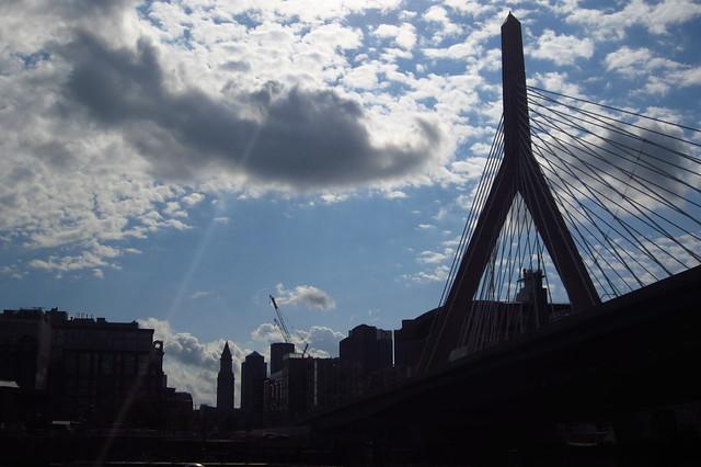 Leonard P. Zakim Bunker Hill Memorial Bridge