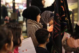 Imam Hussein Procession 1436/2014