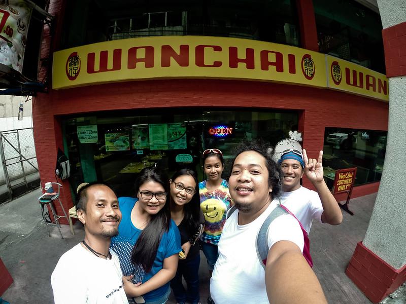 Wan Chai Tea House