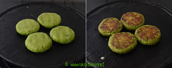 Hara bhara kabab recipe step 6