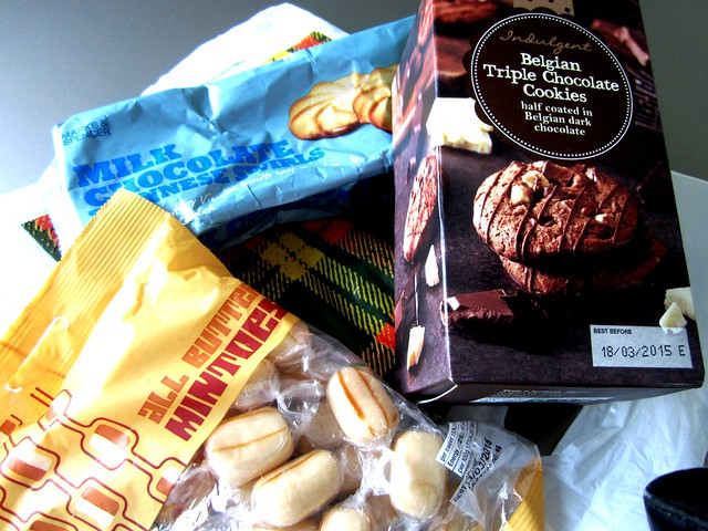 M&S goodies from Julia