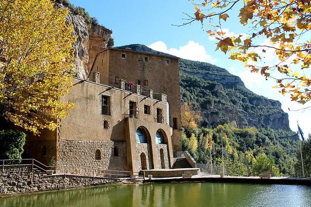 Monasterio de Sant Miquel del Fai