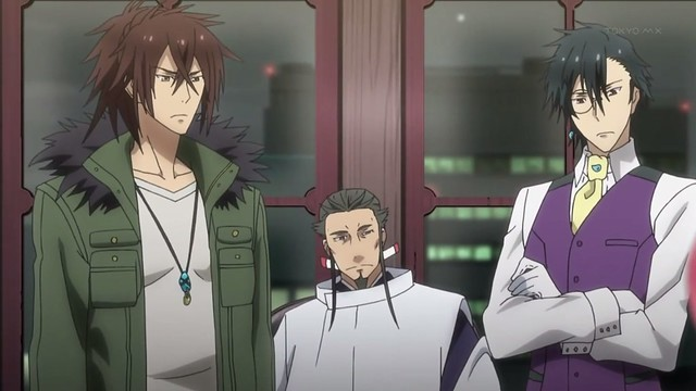 Tokyo Ravens ep 19 - image 20