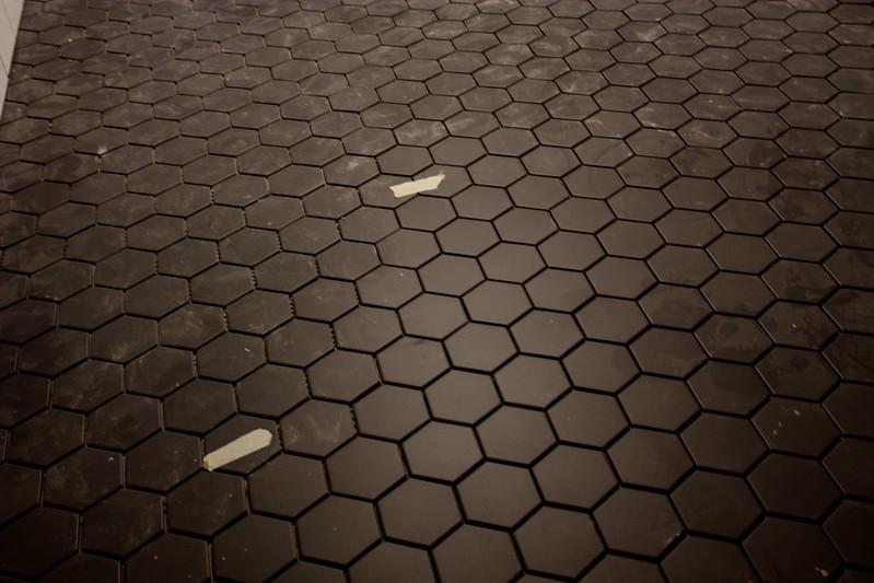 Kylppärin lattia