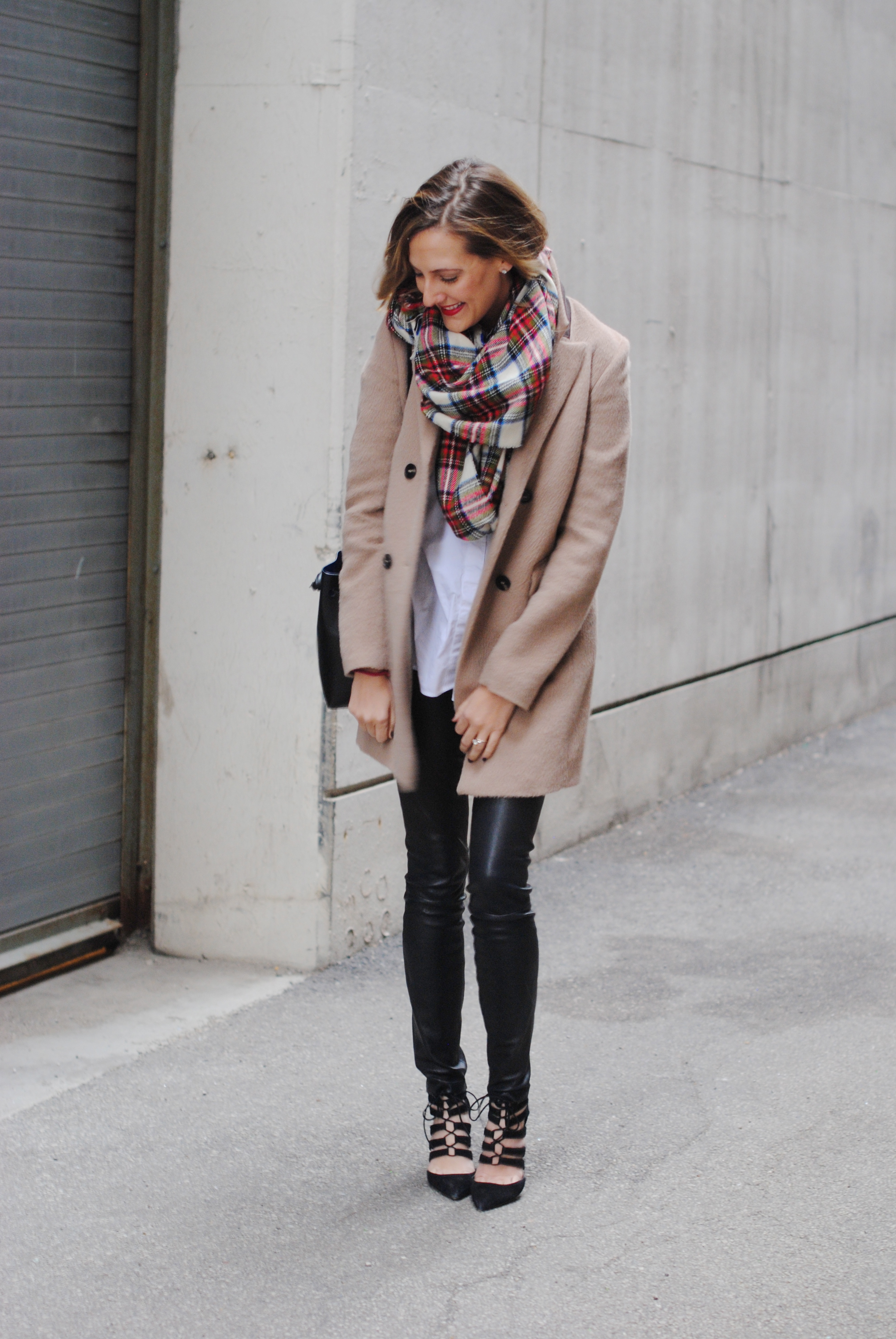 Ode To Leather Leggings See Jane Wear See Anna Jane