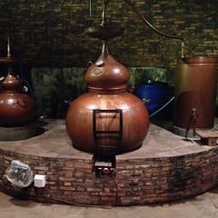 Samai Distillery that produces Rum from Cambodian sugarcane #Rum #PhnomPenh #Cambodia 1