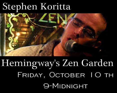 Stephen Koritta 10-10-14