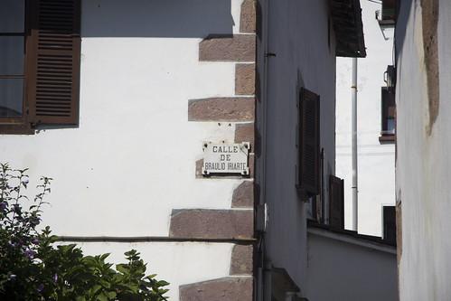 Calle Braulio Iriarte