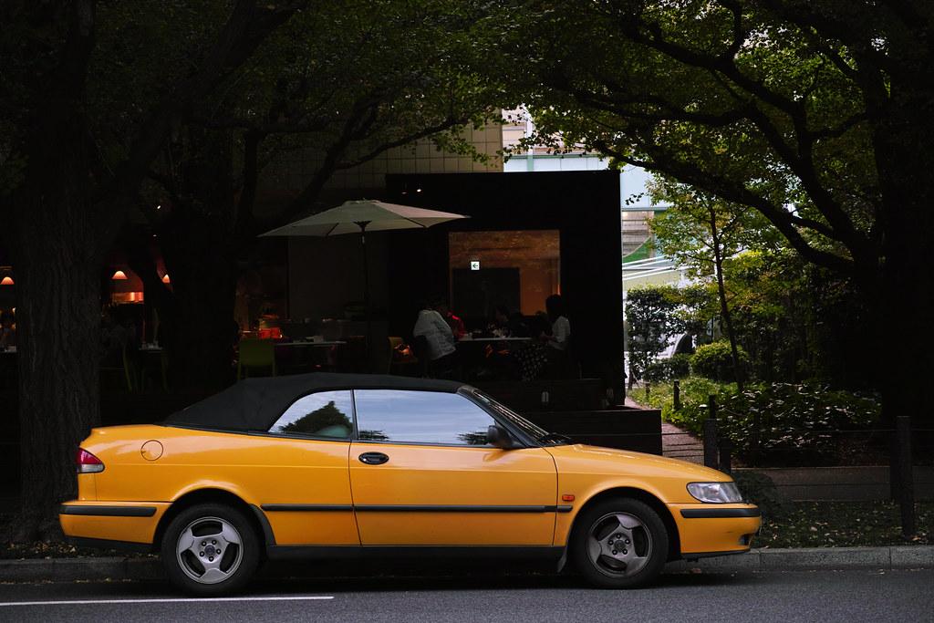 Merrill Shots Tokyo Evening