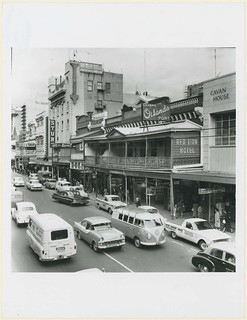 Red Lion Hotel, Rundle Street, Adelaide, 1962