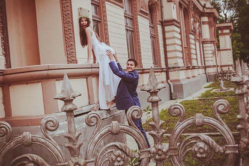 """Concursul """"Cuplul anului 2014"""" > Rusu Victor şi Angela"""
