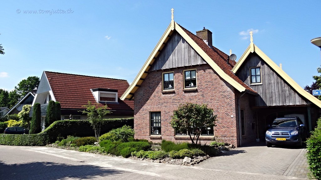 House in Twente style, Albergen, Netherlands - 2494