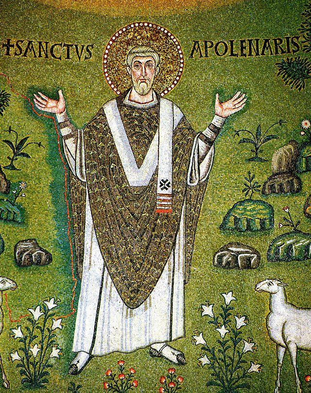 Sfantul Sfintit Mucenic Apollinarios