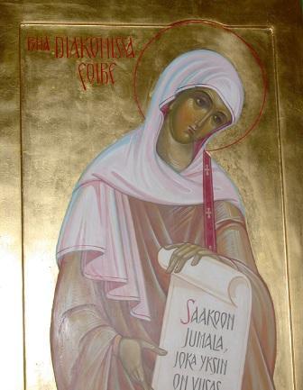Sfanta Diaconita Fivi