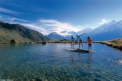 "Švýcarská Saas-Fee– ""Perla Alp"""
