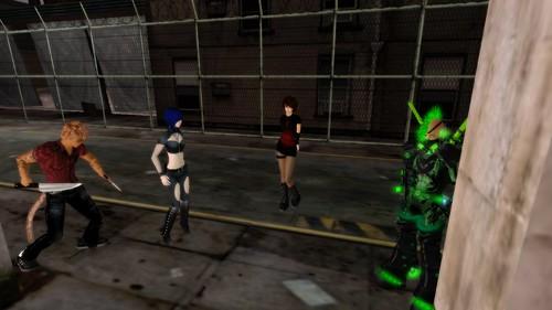 Classic Midian - Joe and Mye Meet the Jetsons