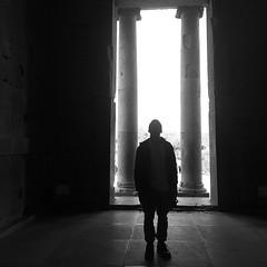 Inside temple of #Garni #armenia