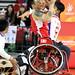 仁川2014亞洲殘疾人運動會 10月17日 輪椅籃球 香港對泰國