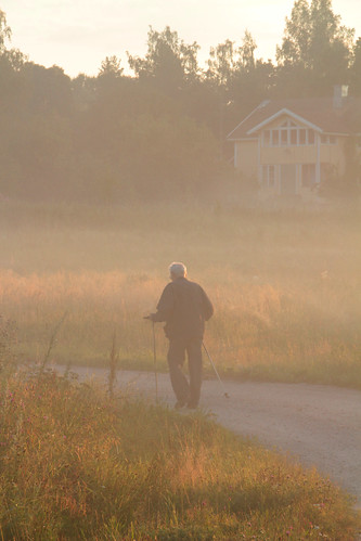 morning summer mist man nature beautiful misty fog sunrise suomi finland walking dawn countryside finnland farm country foggy oldman finlandia フィンランド finlande finlândia finnország finlanda finlàndia финляндия finnishsummer finnlando فنلندا