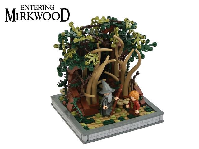 Entering Mirkwood