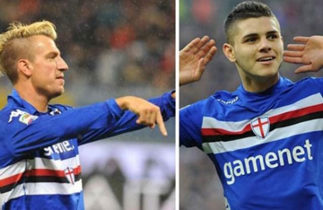 maxi lopez vs Mauro Icardi