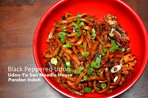 Udon-Ya San Noodle House Pandan Indah 8