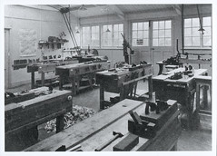 Queen Mary's Workshop