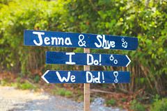 Jenna & Shye