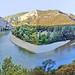 Greece, Macedonia  & Western Thrace, Nestos river meander between Galani & Livera by Macedonia Travel & News