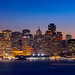 City Night Colors - San Francisco by davidyuweb