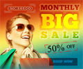 Promotion Banner ad Design