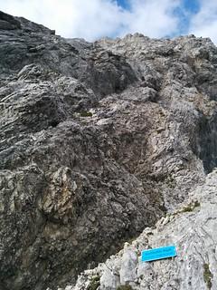 Kartitscher Köpfl Klettersteig Großer Kinigat