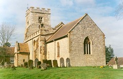 Buckinghamshire, ADSTOCK, St Cecilia #002