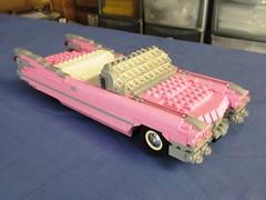 1959 Cadillac built for Bright Bricks