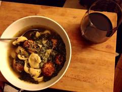 Dinner: October 21, 2014