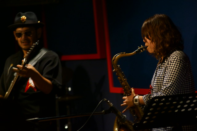 blues live at Blue Heat, Tokyo, 24 Oct 2014. 108