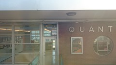 Quantico station. Love the rounded letters
