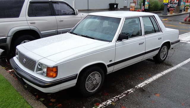 1985 Plymouth Reliant Wagon Cobble Hill, Cowichan |Plymouth Reliant White