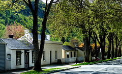 Historic Arrowtown Otago NZ