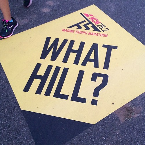 #Teamfisherhouse #runwiththemarines I *think* I can...