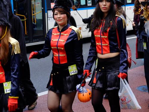 Kawasaki Halloween parade 2014 81