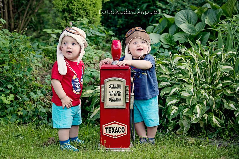 sesja fotograficzna dzieci Grudziądz-twins