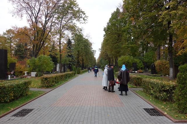 161 - Cementerio Novodevichy
