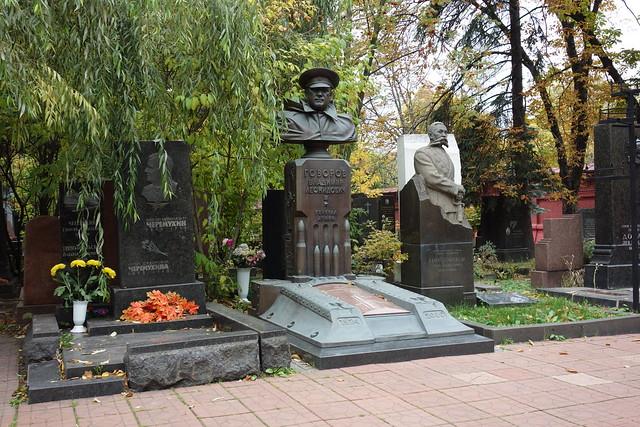 170 - Cementerio Novodevichy