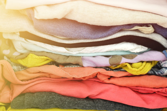 Tri de vêtements